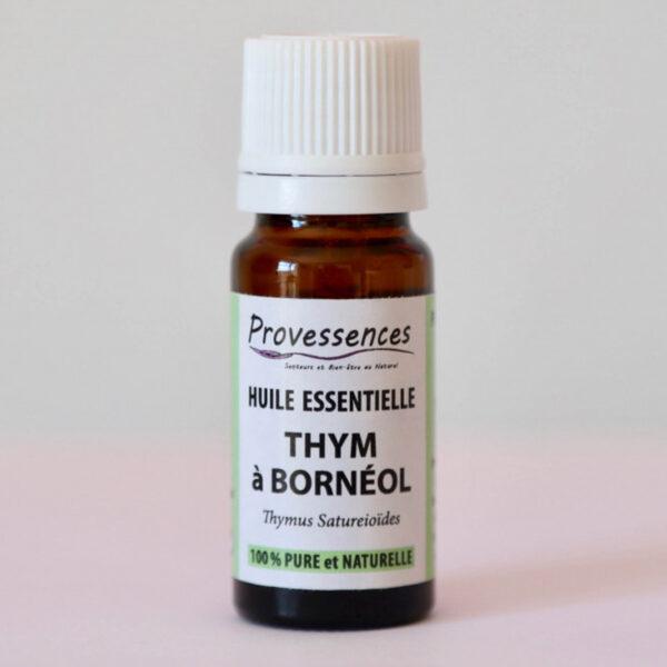 Huile essentielle thym ct borneol