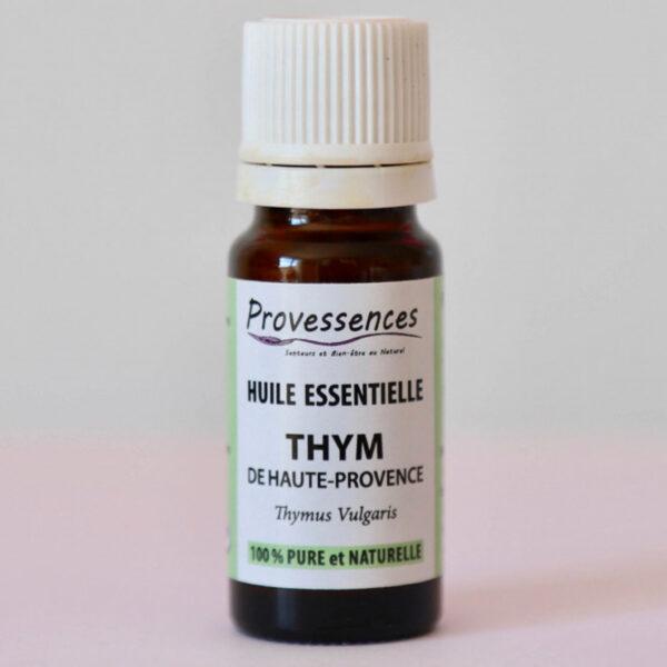 Huile essentielle thym ct thymol