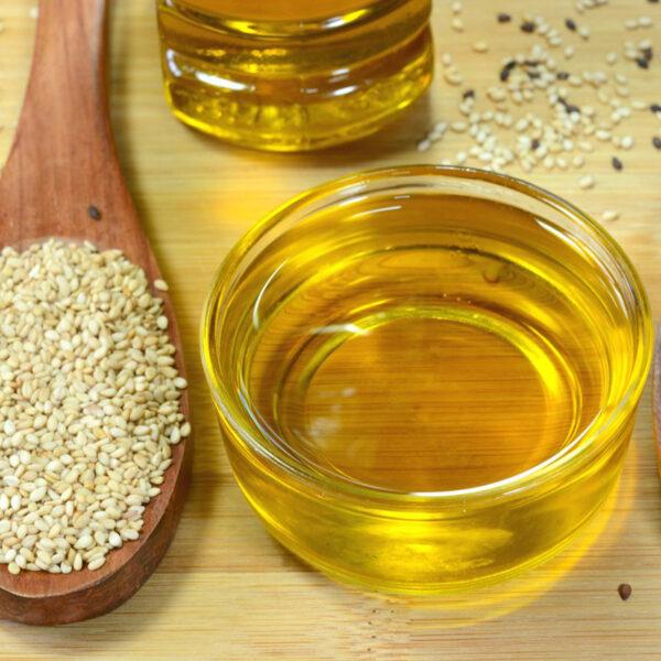 huile végétales de sésame