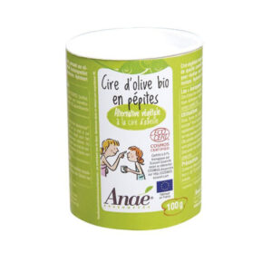 cire d'olive pépite bio