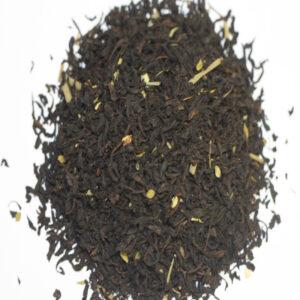 Etape à Menton Bio un thé noir parfumé, gourmand