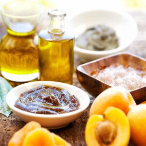 huile végétales de noyau d'abricots