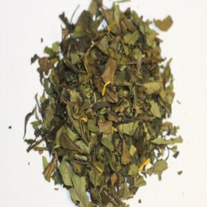 Pavillon blanc Bio un thé blanc parfumé fruité