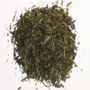 thé vert au yuzu bio