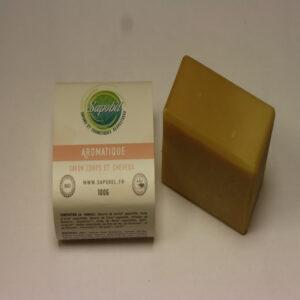 Savon Sapobel Aromatique Bio