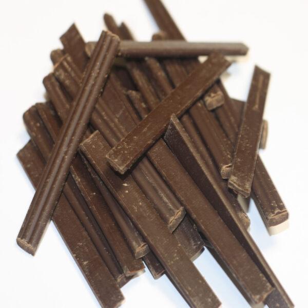 Barrette 48% de Cacao Noir Bio et Equitable en vrac