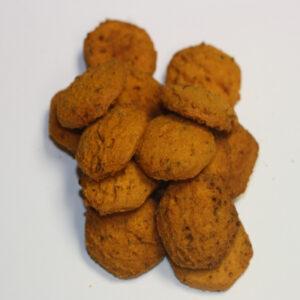 Biscuit apéritifs a la tomates et aux oignons Bio