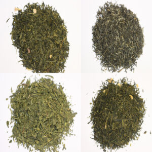 coffret thé vert
