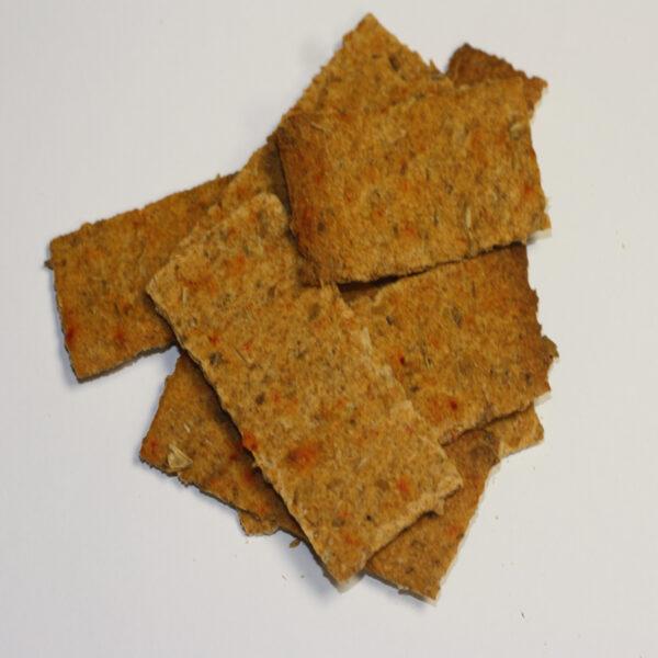 crackers piment d'espelette