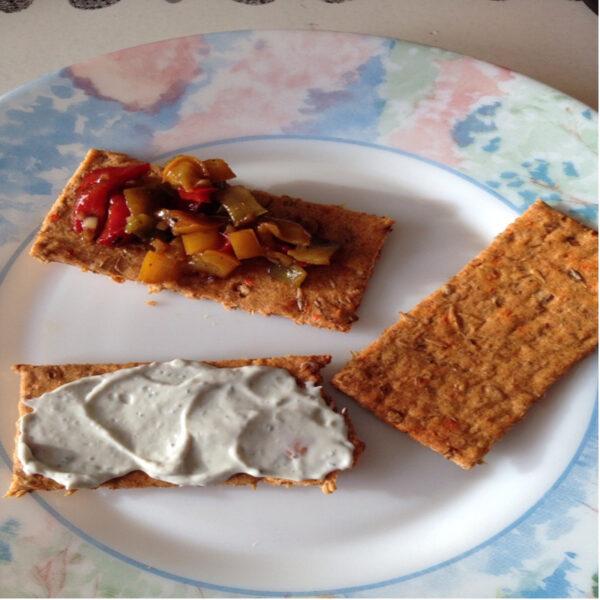 crackers piment tartiné1