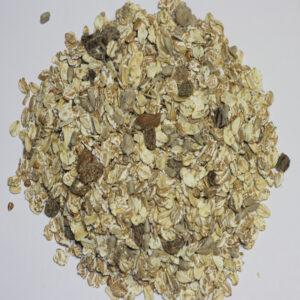 muesli céréales fruits Bio
